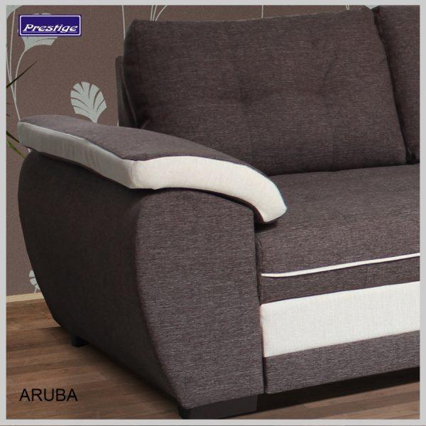 Aruba sedacia súprava detail Madlo