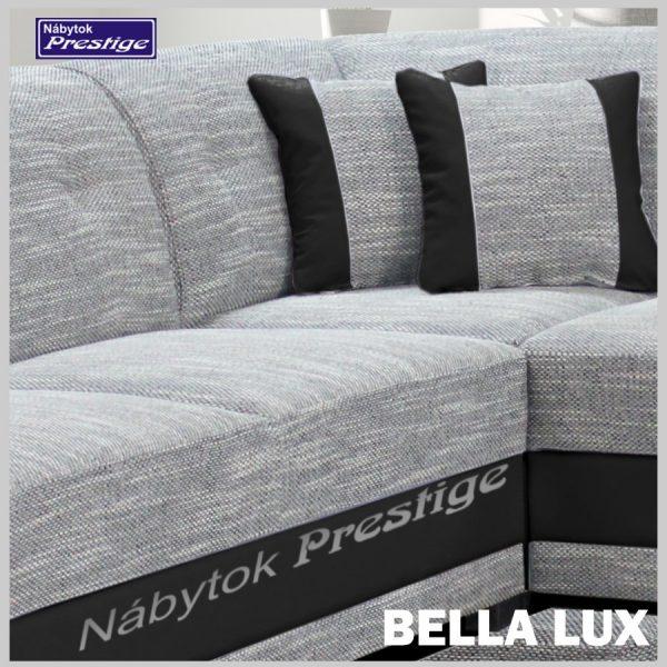 BELLA LUX sedacia súprava rohová detail roh