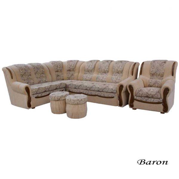 Baron sedačka rohová poťah Merag