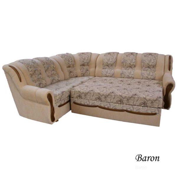 Baron sedačka rozkladanie