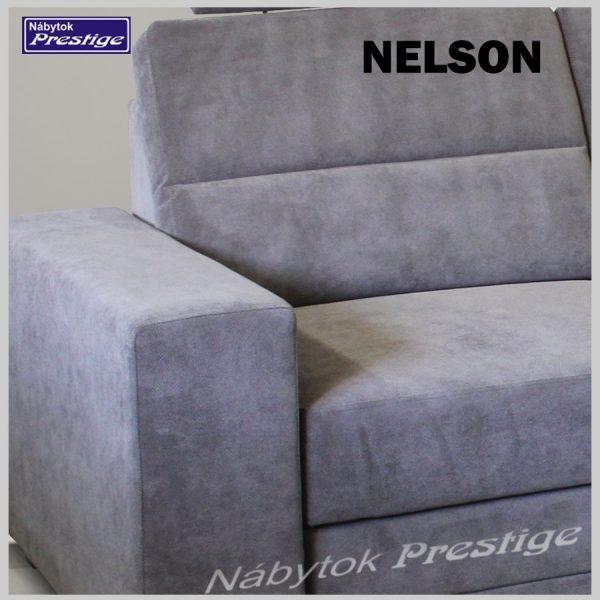 NELSON rohová sedacia súprava detail madlo