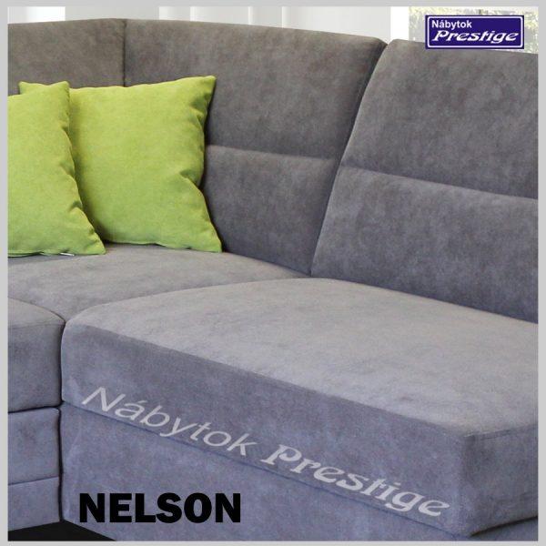NELSON rohová sedačka detail roh