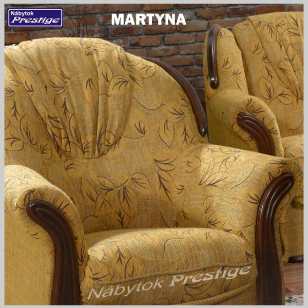 MARTYNA sedačka detail
