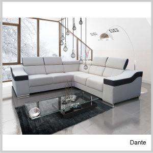 Dante sedacia súprava rohová