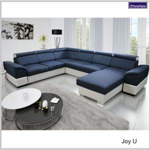 Joy U sedacia súprava Sawana modrá