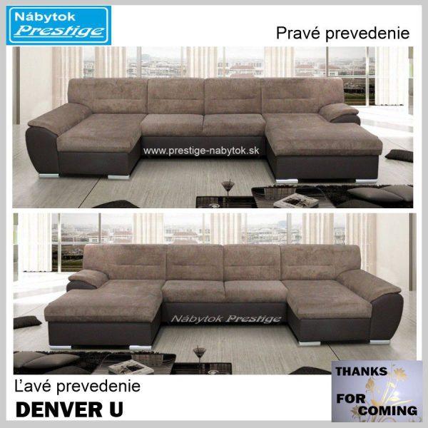 Denver U sedačka prevedenie Pravé a Ľavé