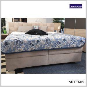 Artemis posteľ hnedá
