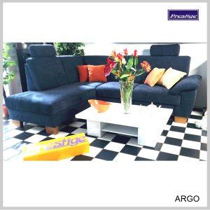Sedačka Argo rohová rozkladacia
