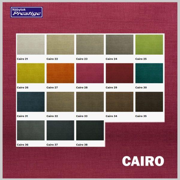 Cairo Poťah 2