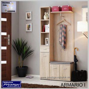 ARMARIO 1 predsieňová stena predsieň