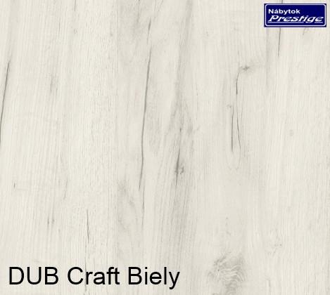 Dub Craft Biely
