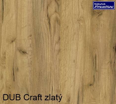 Dub Craft Zlatý