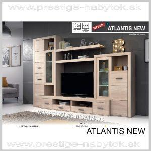 Obývacia stena -Atlantis-New