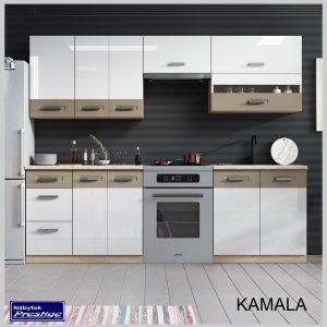 Kamala kuchynská linka