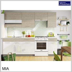 MIA kuchynská linka 240 cm