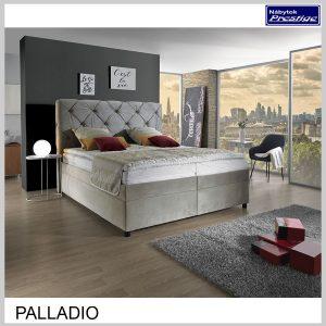 Posteľ Palladio