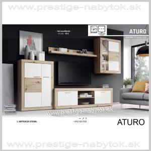 Aturo obývačka