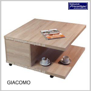 Giacomo konferenčný stolík