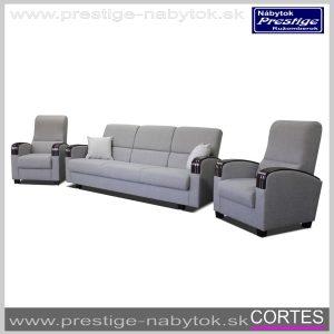 Cortes sedacia súprava