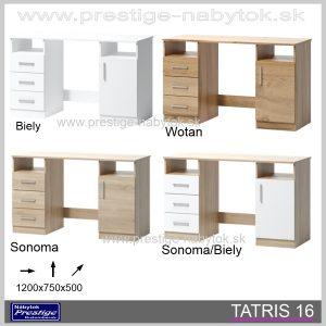 Tatris 16 PC stôl
