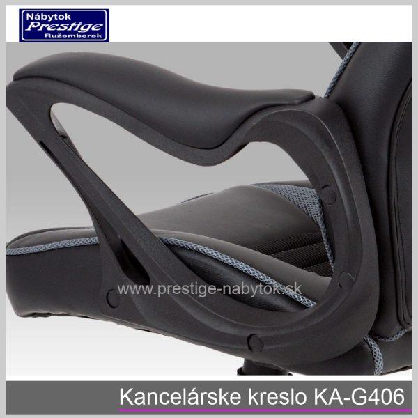 Kancelárska stolička KA-G406 detail 7