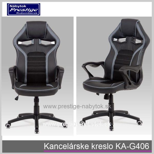 Kancelárske kreslo KA-G406