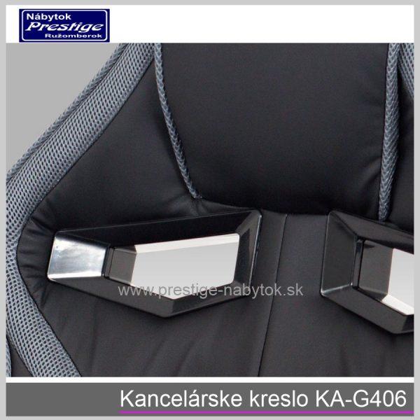 Kancelárske kreslo KA-G406 detail 2