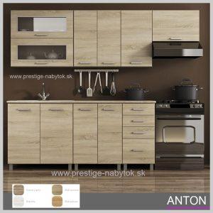 Kuchyňa Anton Sonoma
