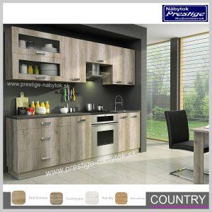 Kuchyňa Country
