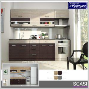 Kuchyňa Scasi