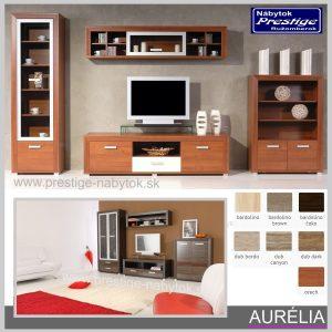 Obývačka Aurélia Orech