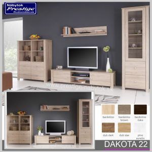 Obývačka Dakota 22