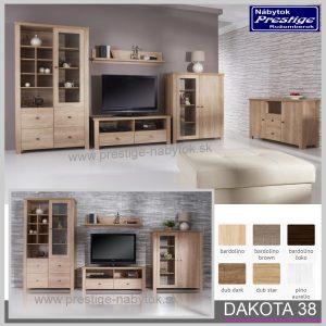 Obývačka Dakota 38