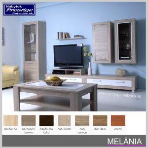 Obývačka Melánia