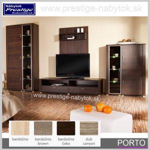 Obývačka Porto