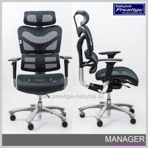 Stolička Manager